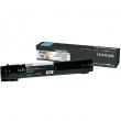 Тонер картридж Lexmark C950X2KG black для C950