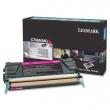 Картридж Magenta Return Program toner cartridge 7k Lexmark (C746A1MG)