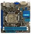 ASUS (MB ASUS H61(B3) s1155 (Core™ i3/i5/i7 2nd/3rd gen.) 2xDDR3(16Gb/2200), VGA(DVI+D-SUB) 1xPCI-e3.0/2.0 x16, 8xAudio, 1xGBL, 4xSATAII, 8xUSB2.0, mITX)