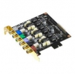 ASUS (ASUS Audio card,  7.1 Channel output for EssenceST or HDAV1.3 (PCIe x1)) XONAR_HDAV_H6/A