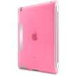 Накладка для планшета for iPad2 Belkin (CASE,PC,IPAD3G,SNAPSHIELD,SECURE,PNK)
