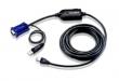 Модуль-кабель ATEN (USB CPU Module/cat 5 cable for KH2516A) KA7970