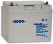 Батарея аккумуляторная 12В/45Ач (AQQU) AQ-12ML45