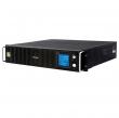 ИБП 1500VA CyberPower PR 1500 LCD XL 2Unit (line-interactive) для проф. прим и монтажа в стойку (CyberPower) CP PR1500ELCDRTXL2U