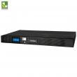ИБП CyberPower PR1000ELCDRT1U, 1000ВА/670Вт, стоечный