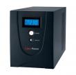 ИБП CyberPower VALUE1500ELCD, 1500ВА/900Вт, напольный