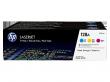 Тонер Картридж HP CF371AM 128A комплект цветных картриджей CM1415/CP1525 ms (CE321A+CE322A+CE323A)