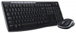 Logitech Wireless Desktop MK270 (USB, FM, keyboard:2xAAA, mouse:optical, 1000dpi, 3btn+Roll, 1xAA) Retail (Logitech) 920-004518