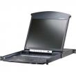 ATEN (8P CAT-5 DUAL RAIL LCD KVM OVER IP SW 19INCH) KL1508AiNR