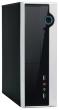 Сase Foxconn mITX 250W, 2xUSB, Black/Light Silver RS-233L+FX-250T