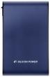 Жесткий диск Silicon Power USB 3.0 1Tb SP010TBPHDA80S3B 2.5' голубой