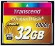 Transcend <TS32GCF1000> CompactFlash Card 32Gb 1000x (Transcend)