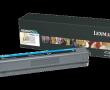 Lexmark (Картридж высокой емкости с голубым тонером X925, 7.5K) X925H2CG