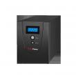ИБП CyberPower VALUE1500EILCD, 1500ВА/900Вт, напольный