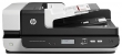 HP Scanjet Enterprise Flow 7500 Flatbed Scanner (216x864 mm, 600x600dpi, 24bit, USB, LCD, ADF 100 sheets, 50(100) ppm, Duplex) (L2725B#B19)