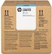 HP LX610 1x3L Lt Cyn Latex Ink Cartridge (HP) CN674A