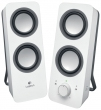 Logitech (Logitech Z200 Speakers Snow White) 980-000811