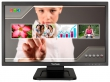 ViewSonic (Монитор LCD (VS14833) 21,5'' (16:9) 1920х1080 TN, nonGLARE, TOUCH, 200cd/m2, H170°/V160°, 20М:1, 5ms, VGA, DVI, USB-Hub, Tilt, 3Y, Black) TD2220-2