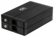 """контейнер для HDD 3.5"""" SATA AgeStar 3U2B3A RAID, 2xHDD, USB 3.0"""