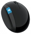 Мышь Microsoft Wireless Ergonomic Mouse Sculpt, Black (Microsoft) L6V-00005