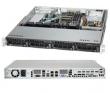 "Платформа SuperMicro SYS-5018A-FTN4 Intel Atom C2758 2.4GHz 4MB DDR3 ECC 3.5"" max2 Gold 200W 4xSO-DIMM/1xPCI-Ex8 4xRJ-45 1U (SYS-5018A-FTN4)"