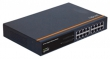 Коммутатор UPVEL US-16G, 16-Port 10/100/1000Mbp Switch with RM bracket and internal power supply (Upvel)