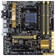 Материнская плата Asus A88XM-PLUS, A88X, Socket FM2, DDR3, microATX