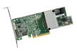 SERVER ACC CARD SAS PCIE 4P/9361-4I LSI00415 SGL LSI (System cache-1GB/ Data transfer rate-12 Gbps/ Port Type-SAS/SATA 12Gbps/ Number of ports-4/ Interface:PCIE-Yes/ Included Accessories-Quick Installation Guide, Low Profile L-bracket/ Shipping box quanti