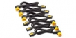 Сетевые шнуры Power Cord Kit (6 ea), Locking, C13 to C14 (90 Degree), 1.8m APC AP8706R-WW APC