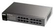 ZyXEL (16-портовый коммутатор Gigabit Ethernet) GS1100-16