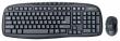 Sven (Беспроводной набор клавиатура+мышь SVEN Comfort 3400 Wireless) SV-03103400WB