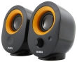 Sven (SVEN 316, чёрный, USB, акустическая система 2.0, мощность 2х2 Вт(RMS)) SV-0120316BL