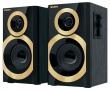 Sven (SVEN SPS-619 GOLD, чёрный, акустическая система 2.0, мощность 2х10 Вт(RMS)) SV-0120619GD