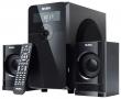 Sven (SVEN АС MS-2000, чёрный, акустическая система 2.1, мощность(RMS):18Вт+2х11 Вт, FM-тюнер, USB/SD, дисплей, ПДУ) SV-01302000BK
