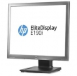 "Монитор HP E190i E4U30AA, 19"" (1280x1024), IPS, VGA (D-Sub), DVI, DP"