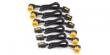 APC (Power Cord Kit (6 ea), Locking, C19 to C20 (90 Degree), 1.8m) AP8716R