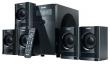 Sven (SVEN HT-200, чёрный, акустическая система 5.1, мощность(RMS):20Вт+5х12 Вт, FM-тюнер, USB/SD, дисплей, ПДУ) SV-0140200BK