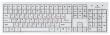 Sven (Клавиатура SVEN Standard 303 USB белая) SV-03100303UW