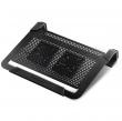 NB ACC COOLING PAD COOLER MASTER NotePal U2 Plus Black (R9-NBC-U2PK-GP) 17'