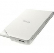 Жесткий диск Silicon Power USB 3.0 1Tb SP010TBPHDS03S3W Stream S03 2.5' белый (SiliconPower)
