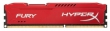 Kingston (Kingston 4GB 1866MHz DDR3 CL10 DIMM HyperX FURY Red Series) HX318C10FR/4