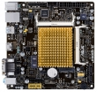 ASUS (MB ASUS Intel Quad-Core Celeron® J1900  2xSo-Dimm DDR3L (8Gb/1333), VGA(HDMI+D-SUB), 1xPCI-e x1, 1x mPCI-e, 8xAudio, 1xGBL, 2xSATAII, 1xUSB3.0, 6xUSB2.0, 1xCOM, 1xPS/2  mITX) J1900I-C