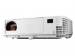 NEC projector M402W LCD, 1280 x 800 WXGA, 4000lm, 10000:1, 3,6kg, 2хHDMI, VGA, RJ45, bag, Lamp:8000hrs