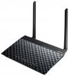 Asus (ASUS DSL-N14U Wireless N300 ADSL 2+ Modem Router, USB for Media Server, Annex A/B/J/M)