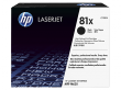 Hewlett Packard (HP 81X Black LaserJet Toner Cartridge) CF281X