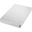 "Жесткий диск Toshiba USB 3.0 2Tb HDTH320ES3CA Canvio Alu 2.5"" серебристый"