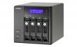 QNAP (IP-система видеонаблюдения с 8 каналами для записи видео и четырьмя отсеками для жестких дисков) VS-4108 Pro+