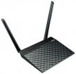 ASUS (ASUS WiFi Router RT-N11P (WLAN 300Mbps, 802.11bgn+4xLAN RG45 10/100+1xWAN) 2x ext Antenna)