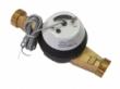 Счетчик горячей воды Тепловодомер ВСТ-40, ВСТН-40 с импульсным выходом, DN 40 крыльчатый