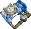 Комбинированный Счетчик холодной воды Тепловодомер ВСХНКд-80/20 с импульсным выходом, DN 80/20